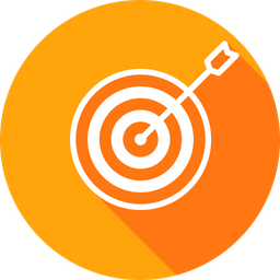 Target, Aim, Mission, Company, Future, Goal, Market, People Icon png