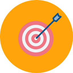Target Icon Of Flat Style Available In Svg Png Eps Ai Icon Fonts