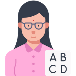 Teacher Icon Of Flat Style Available In Svg Png Eps Ai Icon Fonts