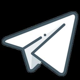 Telegram Logo Icon