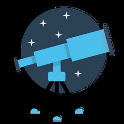 Telescope, Search, Find, Web, Seo, Astronomy, Stars Icon
