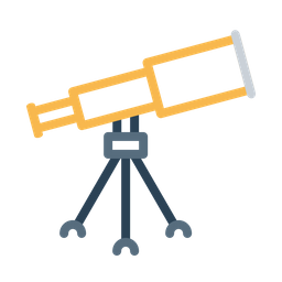 Telescope, Search, Find, Web, Seo, Astronomy, Stars Icon png