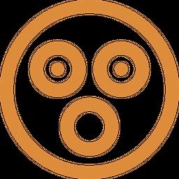 Temper Emoji Icon