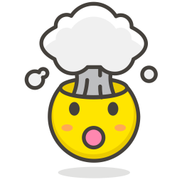 Think Emoji Icon Of Colored Outline Style Available In Svg Png Eps Ai Icon Fonts