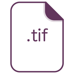 Tif, File, Document, Extension, Filetype Icon