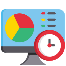 Time Chart Icon