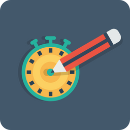 Time, Seo, Optimization, Web, Page, Target, Timer Icon png