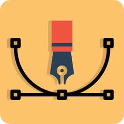 Tool, Bezier, Curve, Shape, Design, Draw, Anchor Icon