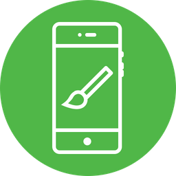 Tool, Paint, Brush, Interface, UI Icon