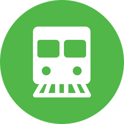 Train Icon Of Glyph Style Available In Svg Png Eps Ai Icon Fonts