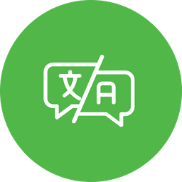 Translate word Icon