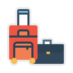 Travel, Bag, Tour, Tourist, Luggage, Suitcase, Carry Icon png
