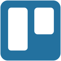 Trello Icon Of Flat Style Available In Svg Png Eps Ai Icon Fonts