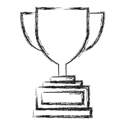 Trophy Icon Of Line Style Available In Svg Png Eps Ai Icon Fonts