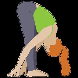 Tummy Exercise Icon
