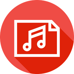 Tune, Music, Song, Lyrics, Sound, Note, Player, Fundamentals Icon