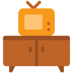 Tv Table Icon