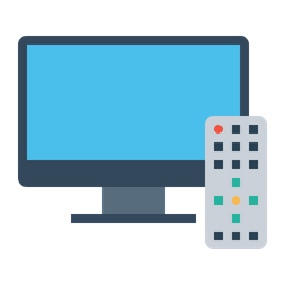 Tv Icon Of Flat Style Available In Svg Png Eps Ai Icon Fonts