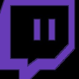 Twitch Logo Icon