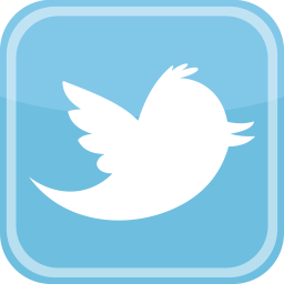 Twitter Icon Of Flat Style Available In Svg Png Eps Ai Icon Fonts