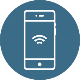 Ui, App, Wifi, Signal, Available, Application, Interface Icon