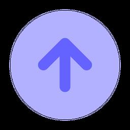 Upper-arrow Icon