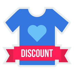 Valentine, Day, Men, Tshirt, Discount, Sale, Offer, Shopping Icon