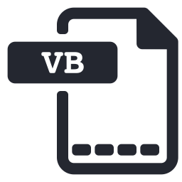 Vb extension Icon