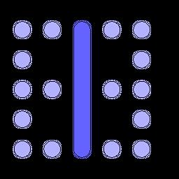 Vertical-border Icon