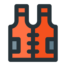 Download Free Vest Buoy Icon Of Colored Outline Style Available In Svg Png Eps Ai Icon Fonts