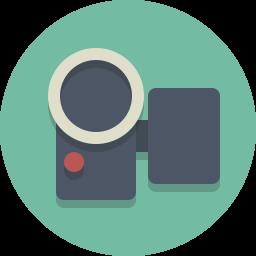 Video camera compact Icon