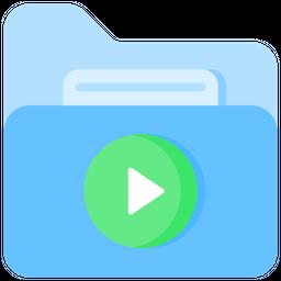 Video Document Icon