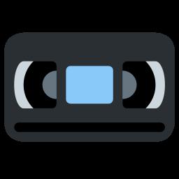Videocassette Icon