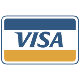 Visa Logo Icon of Flat style - Available in SVG, PNG, EPS, AI ...
