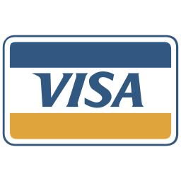 Visa Logo Icon