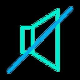 Volume Mute Icon