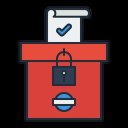 Vote box Icon