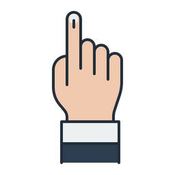 Vote sign Icon