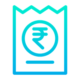 Voucher Rupees Icon