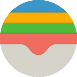 Wallet Rounded Icon