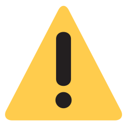 Warning Icon Of Flat Style Available In Svg Png Eps Ai Icon Fonts
