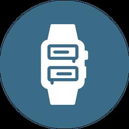 Watch, Iwatch, Apple, IOS, Watch, SmartWatch, WristWatch, Digital Icon png