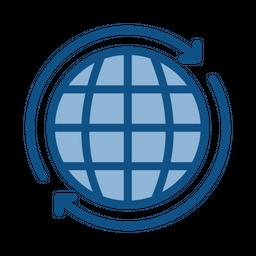 Web Colored Outline Icon