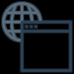 Web, Seo, Window, Internet, Site, Browser, Website Icon