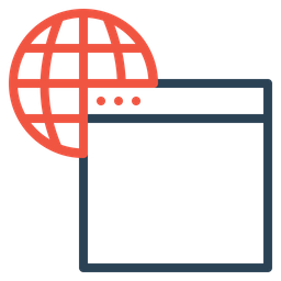 Web, Seo, Window, Internet, Site, Browser, Website Icon