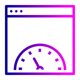 Website, Page, Speed, Optimization, Calculation, Seo Icon