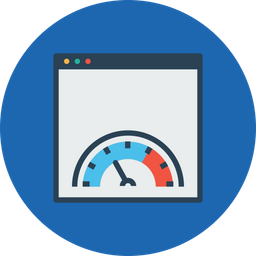 Website, Page, Speed, Optimization, Calculation, Seo Icon png