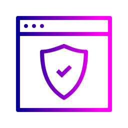 Website, Webpage, Secure, Shield, Page, Web, Seo, Optimization Icon