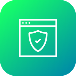 Website, Webpage, Secure, Shield, Page, Web, Seo, Optimization Icon png