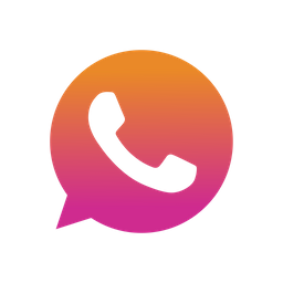 Whatsapp Logo Icon Of Gradient Style Available In Svg Png Eps Ai Icon Fonts